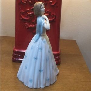 Royal Doulton Accents - Royal Doulton Angela Figurine
